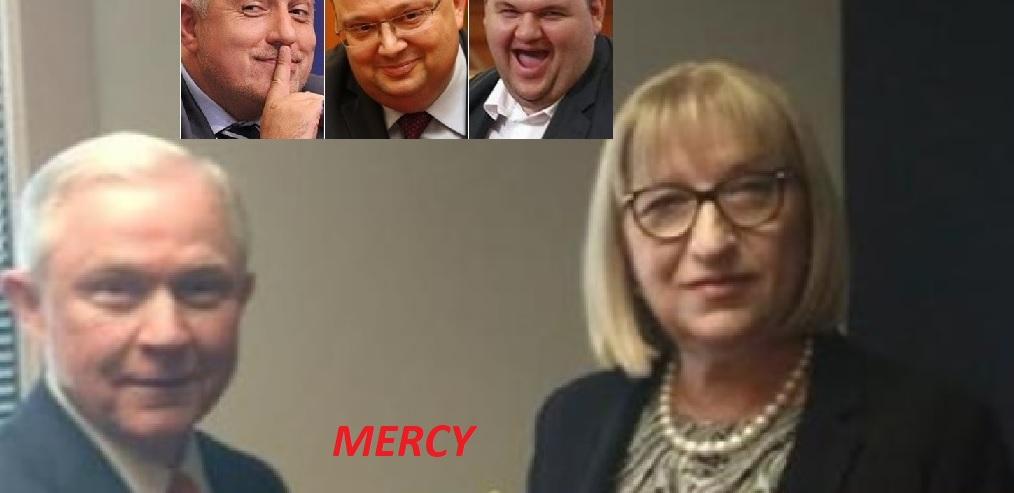 Спасителна операция за Цацаров и Пеевски.