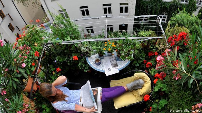 Балконът, барбекюто, терасата: какви са правилата в Германия?