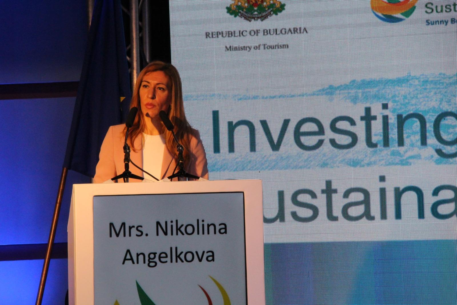 Ангелкова на форум в Слънчев бряг: България може да привлече инвеститорски интерес към Югоизточна Европа