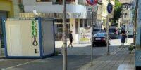 Тарикати превърнаха пешеходната зона в Бургас в магистрала