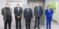 Израелският посланик гостува на Диализен център NephroLife в Бургас